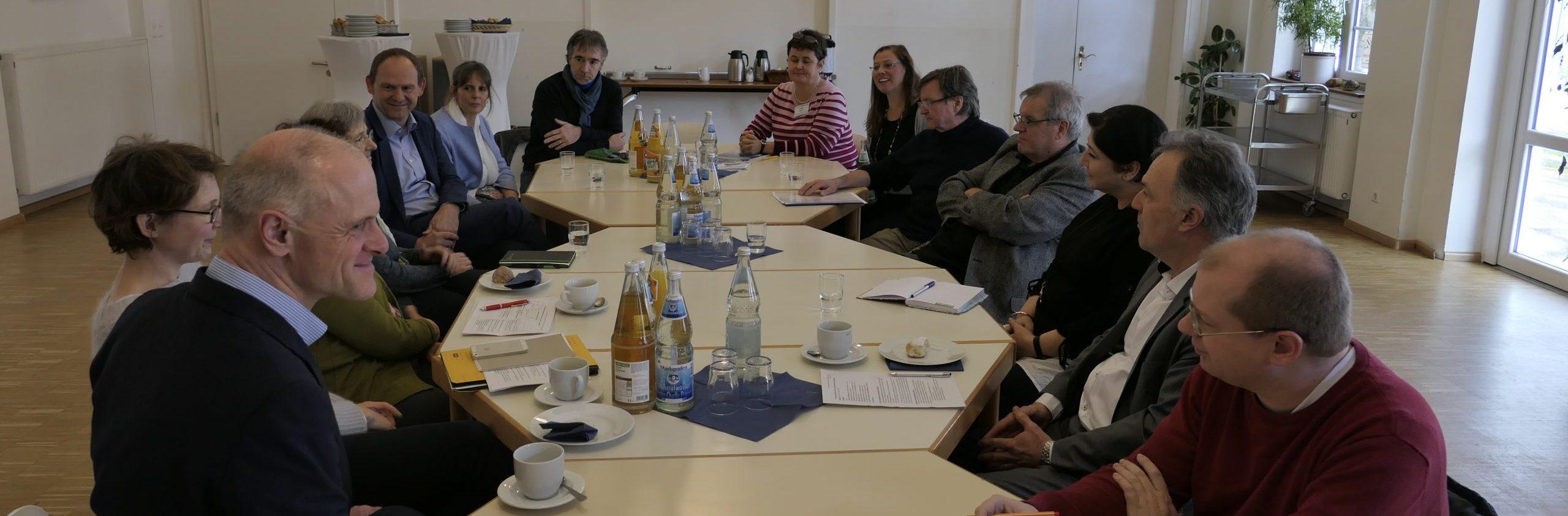 Josha Frey im Mehrgenerationenhaus in Friedlingen: